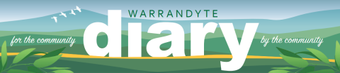 We're in the news! (Warrandyte Diary)